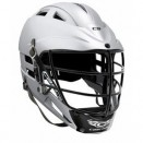 Cascade CS Youth Lacrosse Helmet  - White