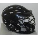 Mens Revolution Lacrosse Helmet - Black
